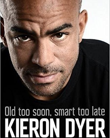 Kieron Dyer's autobiography, can be pre-ordered on Amazon.