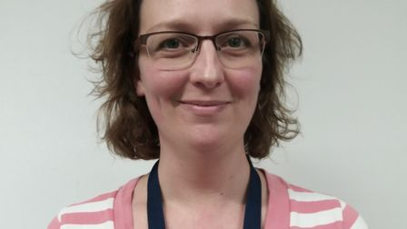 Sasha Watson, community engagement officer at Suffolk Trading Standards. Picture: SUFFOLK TRADING ST