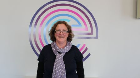 Lucy Elkin who has joined the Lloyds Bank Social Entrepreneurs Programme