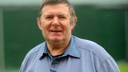 Peter Mornard was for many years the tennis correspondent for this paper. PICTURE: PHIL MORLEY