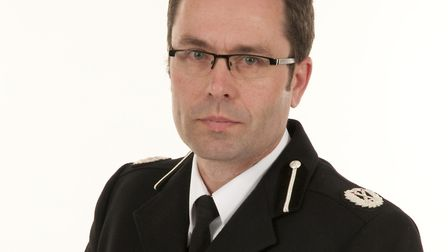 Assistant chief constable, Andy Prophet is backing the campaign. Picture: ESSEX POLICE