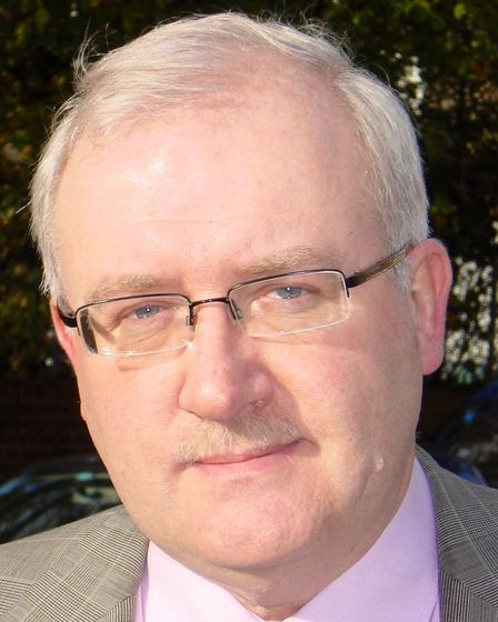Christopher Hudson is calling for a rethink on the charges. Picture: ARCHANT LIBRARY