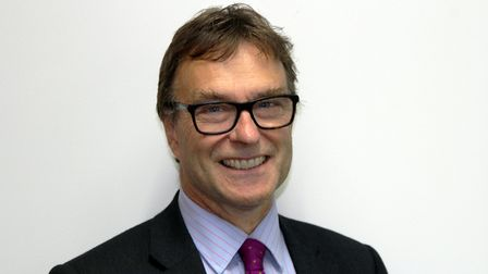 Paul Brooker, Ofsted's regional director for the east of England. Picture: Ofsted
