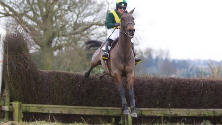 Gina Andrews started the season well at Cottenham. Picture: ARCHANT