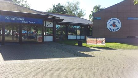 The gym at Kingfisher Leisure Centre is set to get a £150,000 refurbishment. Picture: SSL