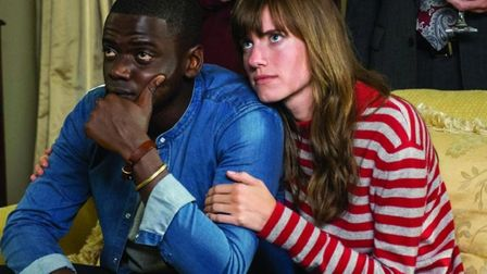 Daniel Kaluuya and Allison Williams in Get Out, the film that reimagined what a horror film looks li
