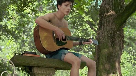 Call Me By Your Name, a sparkling gay rom-com that charmed audiences and critics this year