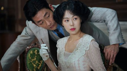 The Handmaiden, the largest grossing foreign language film of the year.