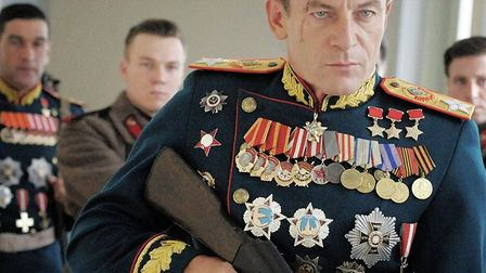 The Death of Stalin by Armando Iannucci was one of top Brtiish comedies of the year. Photo: NICOLA D