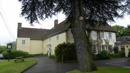 The Cedars Hotel in Stowmarket. Picture: Cameron Ventures Group
