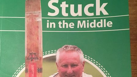 Book cover of 'Stuck in the Middle,' written by Neal Manning