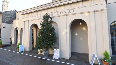 The Theatre Royal in Bury St Edmunds. Picture: GREGG BROWN
