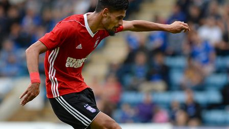 Bru was told he can leave Portman Road in the summer. Picture: PAGEPIX