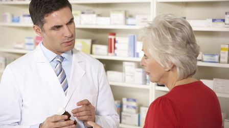 Several pharmacies across Suffolk and Essex will be open on New Year's Day. Picture: ARCHANT