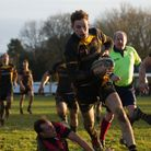 Callum Anthony was in inspired form for Southwold. Picture: LINDA CAYLEY