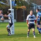 Chelmsford on their way to victory over Cantabs at the weekend. Picture: CONTRIBUTED
