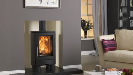 Neo wood burner available for Classic Stoves. Picture: Contributed