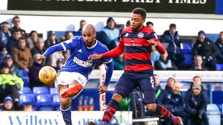 David McGoldrick is in the final year of his Ipswich Town contract and the club do not have a 12 mon