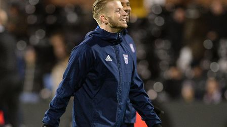 Hyam has discussed just how tough his time on the sidelines was. Picture: PAGEPIX