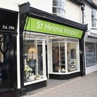 The new St Helena Hospice shop in Crouch Street, Colchester. Picture: ST HELENA HOSPICE
