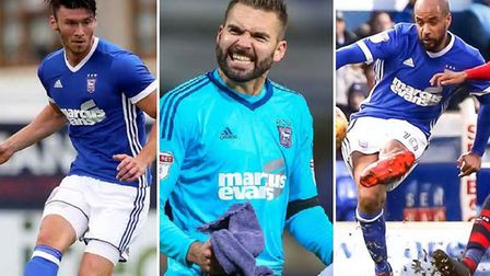 Kieffer Moore, Bartosz Bialkowski and David McGoldrick have all been linked with moves away from Por
