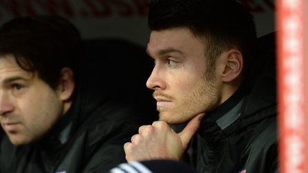 Kieffer Moore is in demand. Picture: PAGEPIX