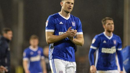 Ipswich Town defender Tommy Smith. Photo: Pagepix