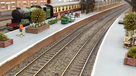 The Ipswich Railway Modellers' Association has a variety of layouts at its Norfolk Road headquarters