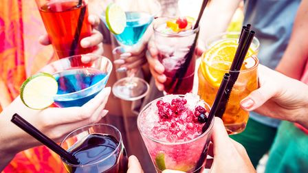 Gather your friends and make a toast to the new year. Picture: GETTY IMAGES/ISTOCKPHOTOS