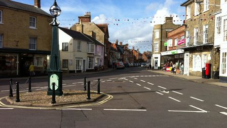 The view from the top of Southwold High Street. Picture: ARCHANT