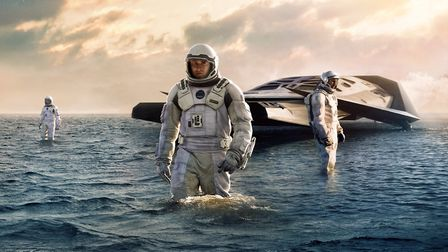 Christopher Nolan's Oscar nominated film Interstellar finds a team of explorers travelling through a