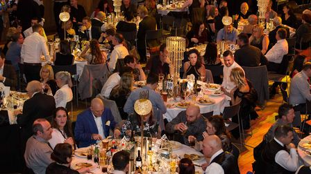 The event celebrating the centenary of Thomas Ridley Foodservice as a limited company. Picture: Ste