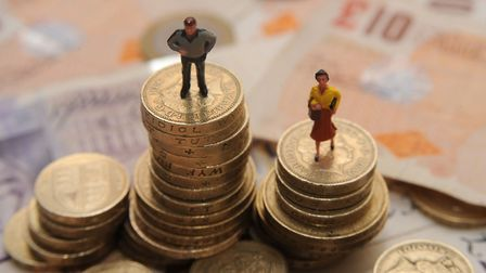 Campaigners say more needs to be done to redress the pay gap. Picture: JOE GIDDENS/PA WIRE