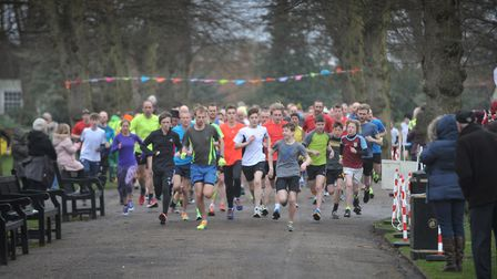 See how well you do at the Colchester Park Run. Picture: SARAH LUCY BROWN