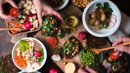 Could you enjoy a vegan diet this Veganuary, and maybe beyond? PICTURE: Getty Images