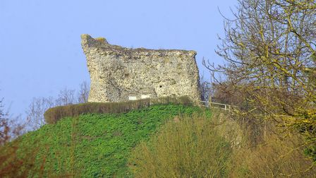 Clare Country Park; Clare Castle