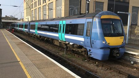 Will trains from Ipswich to Cambridge ever carry on to Oxford? Picture: PAUL GEATER