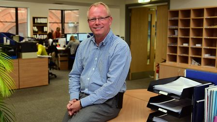 Andrew McTear, a partner at McTear, Williams and Wood. Picture: DENISE BRADLEY