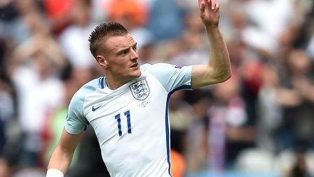 Jamie Vardy was released by Sheffield Wednesday at 16, he went into non-league and was signed as a p