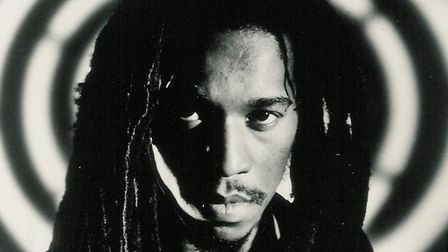 Benjamin Zephaniah, at The Apex in Bury St Edmunds this May and Norwich Playhouse in June. Photo: Co