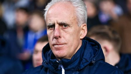 Mick McCarthy is the longest-serving manager in the Championship. Photo: Steve Waller