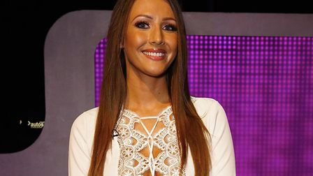 Natasha, 25, from Essex, is appearing on the current series of ITV's Take Me Out. Picture: ITV / FRE