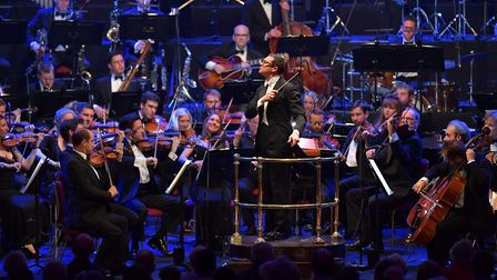 The John Wilson Orchestra. Picture: CONTRIBUTED