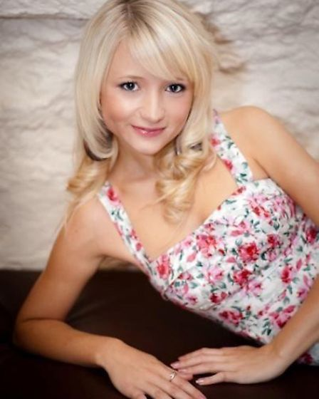 Hannah Witheridge, picture released by her family.