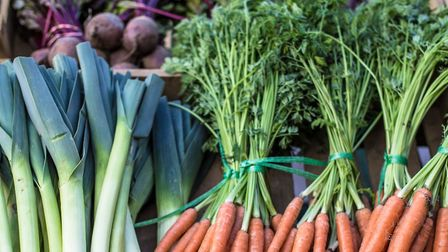 Fresh Carrots, Leeks, Turnip and Beetroot... so good for you. Picture: GETTY IMAGES/iSTOCKPHOTO