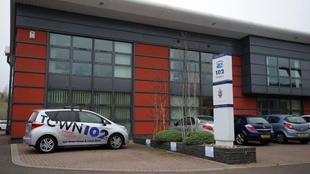 The Ipswich FM commercial radio licence, currently operated by Celador as Town 102, is up for renewa