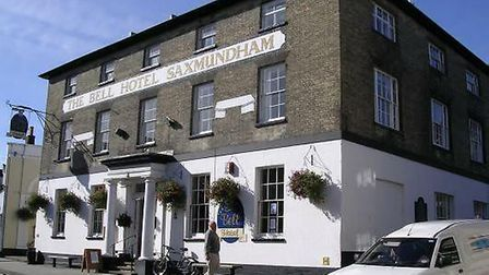 The Bell Inn is a great place to take your dog after a long walk. Picture: CONTRIBUTED