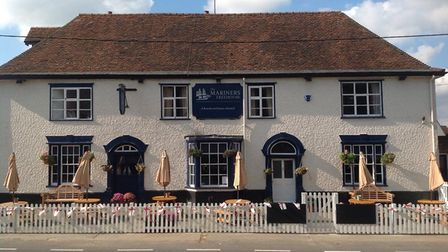 Enjoy a meal at The Mariners Freehouse in Felixstowe. Picture: CONTRIBUTED