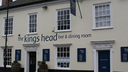 Have a pint at The Kinds Head in Hadleigh. Picture: CONTRIBUTED