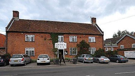 Your pooch will love The Westleton Crown in Saxmundham. Picture: CONTRIBUTED